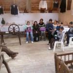 Látogatás a Tájházban, ismerkedés a paraszti életmóddal