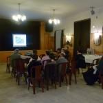 Az előadás a mélykomposztos kertművelés módszereit mutatta be