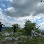 Felérkezés a Gallya tetejére