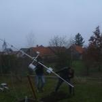 Az időjárás állomás telepítése
