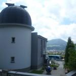 A bemutató csillagvizsgáló