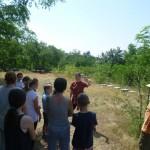 A Bihari méhészettel is megismerkedtünk