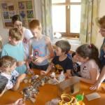 Ismerkedés az ásványgyűjteménnyel